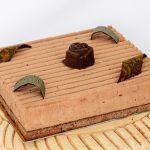 Chocolate Raspberry Entrement Cake